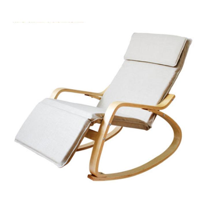 Ghế thư giãn, ghế bập bênh, ghế đọc báo, thiết kế đơn giản, mang đậm phong cách Scandinavian cực kì thích hợp với các không gian hiện đại.