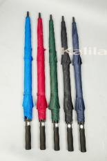 Ô Golf 2 Tầng Kalila, Ô Dù cán thẳng chống lật, ô đường kính 150cm, ô dù đi ngoài trời chống tia UV