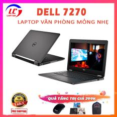 Laptop Giá Rẻ Dell Latitude 7270, i7-6600U, VGA Intel HD 520, Laptop Dell, Laptop i7, Laptop Văn Phòng Siêu Nhẹ