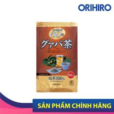 Trà Ổi Orihiro 60 Gói Hỗ Trợ Giảm Cân Hiệu Quả, Phòng Ngừa Ung Thư, Các Bệnh Về Tim Mạch