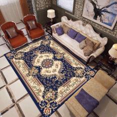 Thảm sàn phòng khách BaLi hoa văn cao cấpM6- TS91M6-QMART