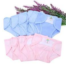 Combo 10 quần đóng bỉm Baby Leo cho bé size 1,2,3 từ 3 kg – 8kg