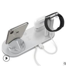 hỗ 10w qi trợ nạp điện nhanh không dây cho máy bay iphone 12 xr x Apple watch Comment