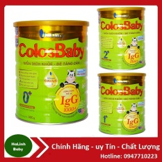 Sữa Non Colosbaby gold 0+ 1+ 2+ 800g [Date 2023]