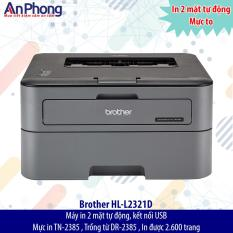 Brother HL-L2321D máy in laser 2 mặt