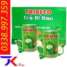 Thùng Trà Bí Đao Tribeco 24 Lon / 320ml