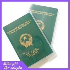 Combo 5 Bao Passport – Vỏ bọc hộ chiếu – Ví đựng hộ chiếu PVC