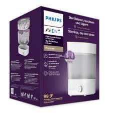 Máy tiệt trùng sấy khô 3 in 1 Philips Avent phiên bản 2.0