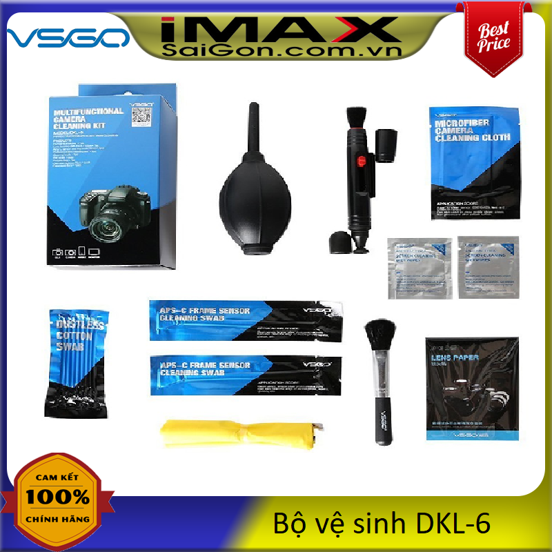 Bộ vệ sinh VSGO DKL-6