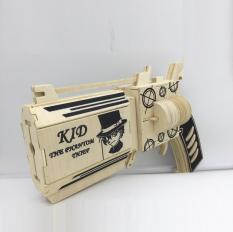 Đồ chơi lắp ráp gỗ 3D Mô hình Kaito Kid