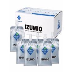 [Nhập ELJAN11 giảm 10%, tối đa 200k, đơn từ 99k]Nước uống giàu hydro izumio thùng 48 túi