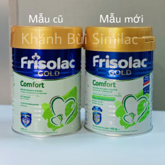 [MẪU MỚI] – Combo 2 lon Sữa bột Frisolac Comfort 400g (HSD 2022)