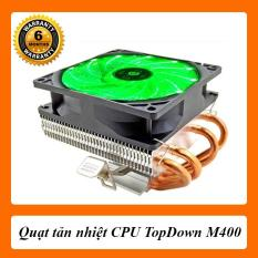 Tản Nhiệt Khí CPU Snowman Topdown Green
