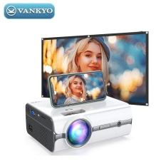 [Trả góp 0%][ VOUCHER 200K ] – Máy chiếu mini HD VANKYO Leisure 410W – Hàng chính hãng