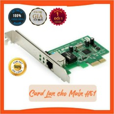 [Loại 1] Card PCI Express to Lan main H61 ( Card Lan H61)