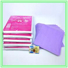 Lót phân xu Hiền Trang, tã lót 3 lớp siêu thấm cho bé (gói 10 tờ) – PK03
