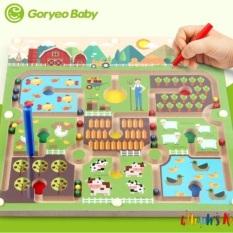 Bộ đồ chơi trang trại Hàn Quốc – KM164
