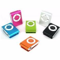 Máy nghe nhạc MP3 mini vỏ nhôm (Nhiều màu) kèm tai nghe