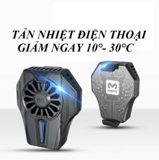 Quạt tản nhiệt gaming cho điện thoại, tản nhiệt sò lạnh siêu mát DL01