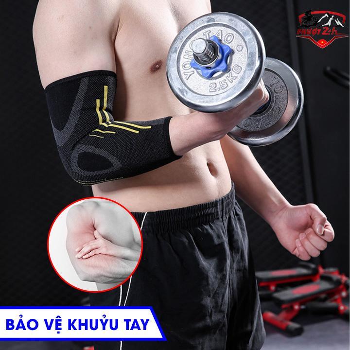 Băng bảo vệ khuỷu tay thể thao cao cấp JINDU
