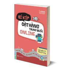 Sách – Bí kíp đặt hàng Trung Quốc online