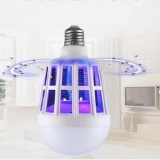 Bóng đèn bắt muỗi kiêm đèn phát sáng
