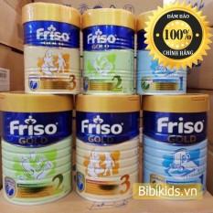 Sữa Friso Nga đủ số 1 400g Date mới, Chất lượng đảm bảo dành cho bé từ 0-6 tháng