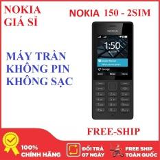 Điện thoại Nokia 150 – 2 SIM Chụp hình – Máy trần (không pin sạc) – Nokia Giá Sỉ