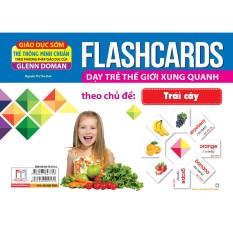 Flashcards – Trái Cây (Thẻ)