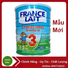 Sữa France Lait số 3 900g cho trẻ 1-3 tuổi (Date 2023)