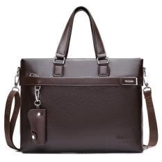 Túi xách công sở nam, túi xách laptop nam hàng Quảng Châu da cao cấp QC185