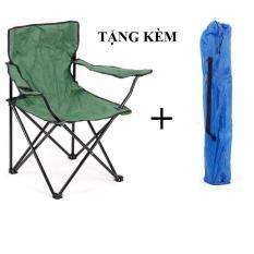 Ghế gấp du lịch, câu cá 1706 (shopaha247 nhiều màu) bao gồm cả túi đựng ghế