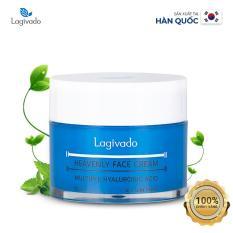 Kem Dưỡng Da Mặt chính hãng Hàn Quốc Lagivado Heavenly Face Cream dưỡng ẩm giúp da trắng sáng 50 ml – Màu xanh dương