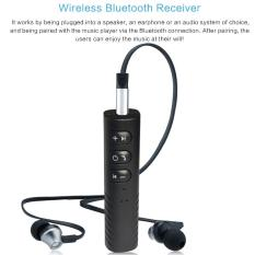 Thiết bị thu phát Bluetooth chuyển đổi từ tai nghe thường thành tai nghe Bluetooth ( Màu ngẫu nhiên )
