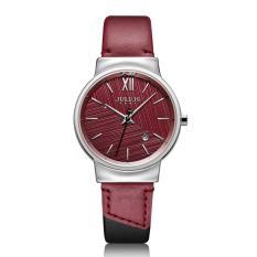 Đồng hồ nữ Julius Hàn Quốc JA-1181 dây da