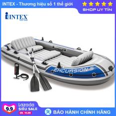 Thuyền bơm hơi INTEX du lịch EXCURSION 5 người 68325 – Thuyền bơm hơi, Thuyền phao