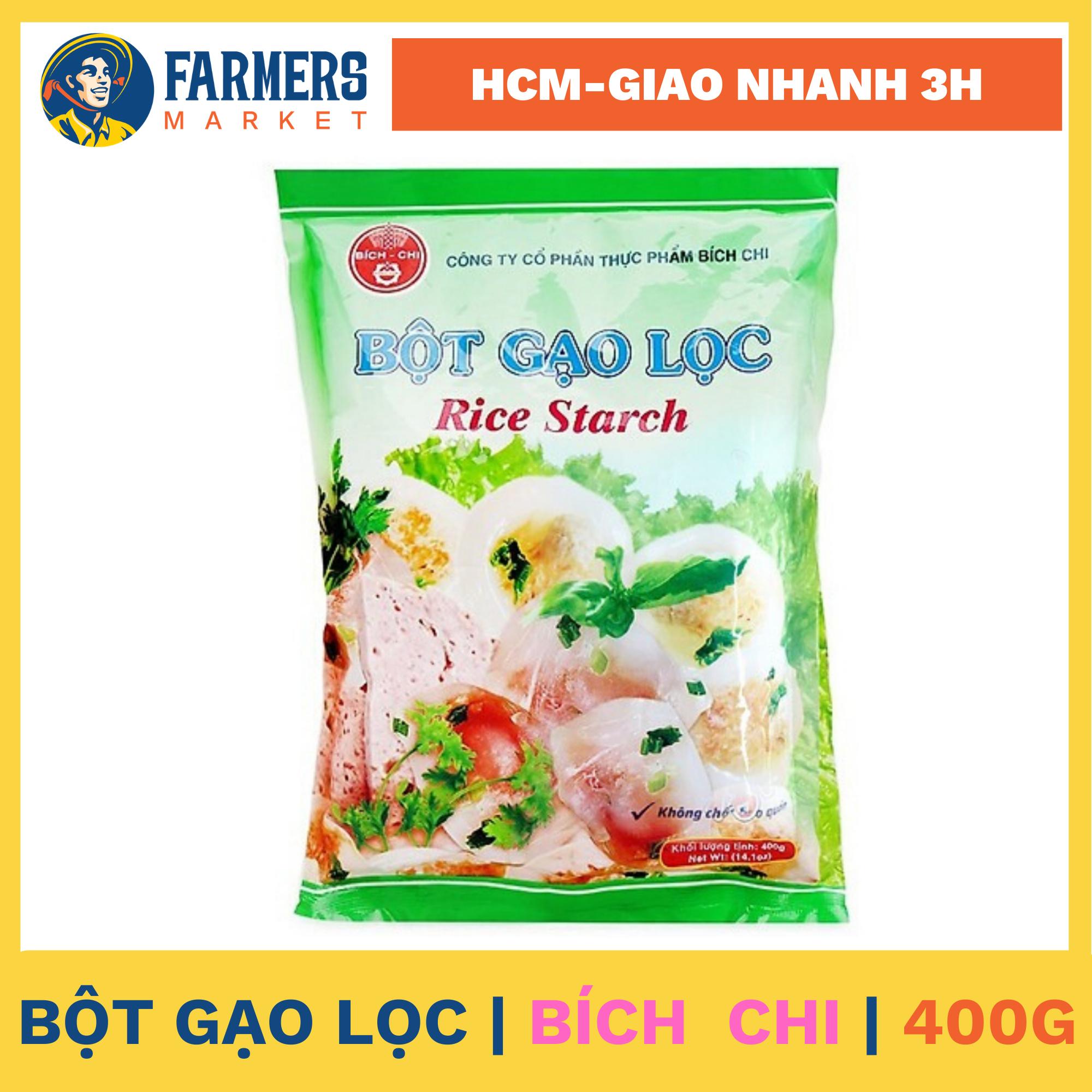 Bột gạo lọc Bích Chi 400gr