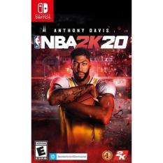 Đĩa Game Nintendo Switch – NBA 2K20
