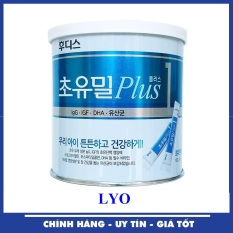 Sữa non Ildong plus số 1 hộp 100 gói.
