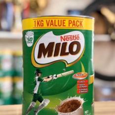 Sữa Milo Úc Dạng Hộp