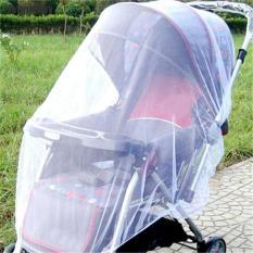 Trẻ Sơ Sinh Xe Đẩy Em Bé Crip Net Pushchair Muỗi Côn Trùng Lưới Lưới An Toàn