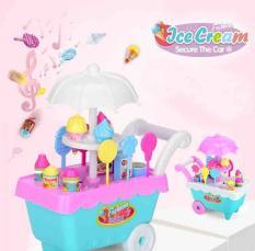 Xe đẩy kem có ĐÈN NHẠC cho bé