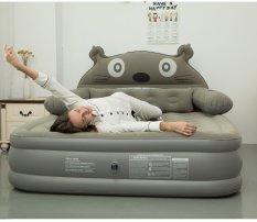 [Lấy mã giảm thêm 10%]SALE HOT Giường hơi hình thú đệm hơi hình thú 3 tầng cao cấp tặng kèm bơm điện