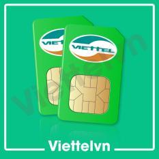 SIM 4G 10 số Viettel [viettelvn] MT5C 90GB/Tháng (3GB/Ngày)