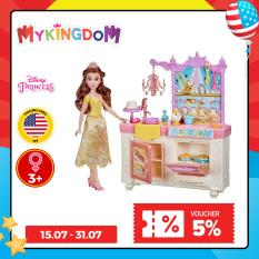 MYKINGDOM – DISNEY PRINCESS Phòng bếp hoàng gia của công chúa Belles E8936