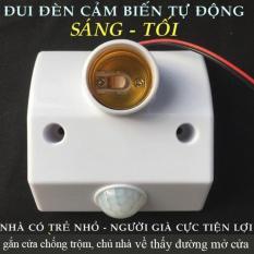 Đui đèn cảm ứng hồng ngoại Chống trộm (BH 12 Tháng)