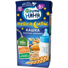 Sữa Fruto ban đêm vị yến gạo+ngô+kiều mạch 200ml cho bé 6 tháng