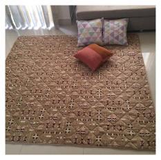 Thảm lông đa năng trải giường – Phong cách Nhật size 1.6*2m( Thảm chần gòn cao cấp)