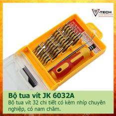 Bộ tua vít đa năng 32 chi tiết JK 6032A – Hộp vàng