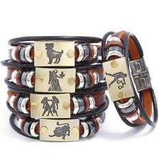 Vòng tay cung hoàng đạo , vòng tay nam chất , vòng tay nam đẹp , vòng tay giá rẻ KIZO